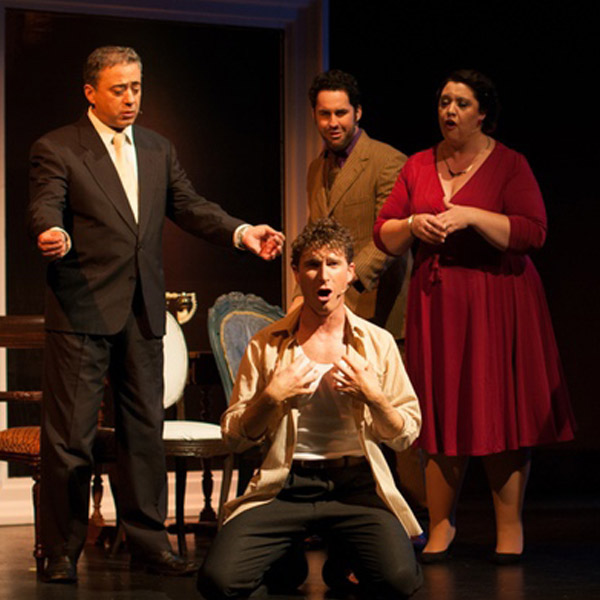 The Light In The Piazza By Davine Productions
